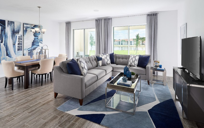 Arbors at Meadow Woods Townhomes – Orlando