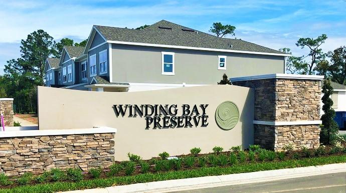 Winding Bay Preserve – Winter Garden