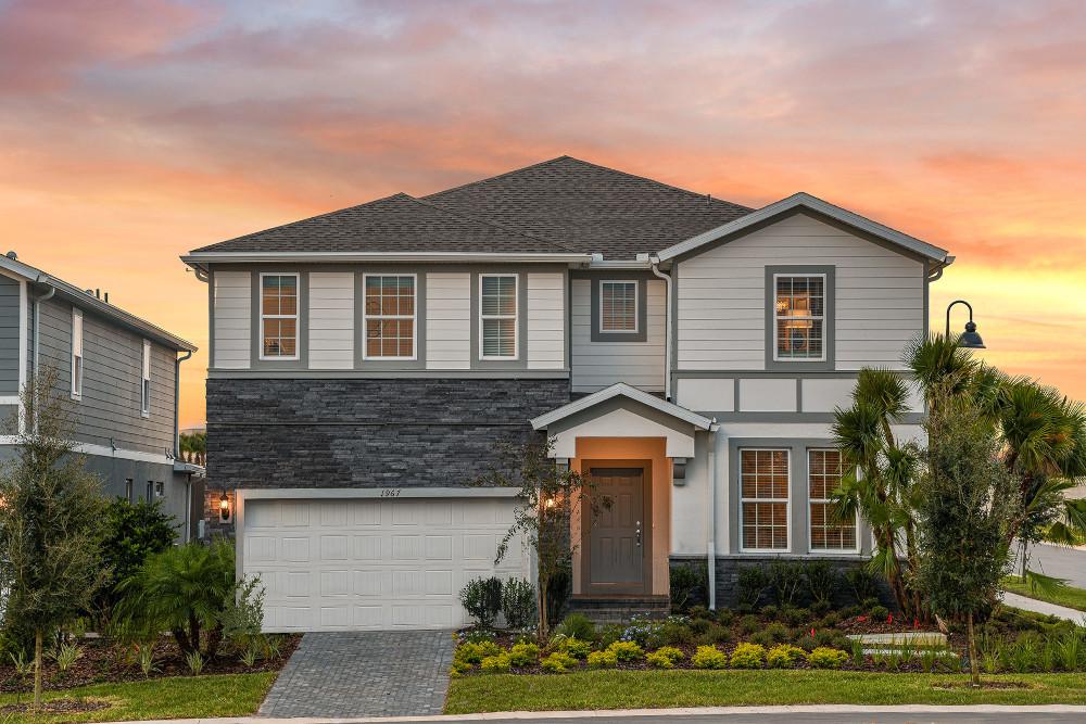 Casa de férias com 10 dormitórios perto da Disney – Windsor Island Resort