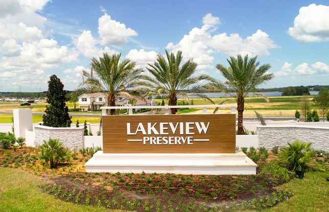 Lakeview Preserve - Winter Garden