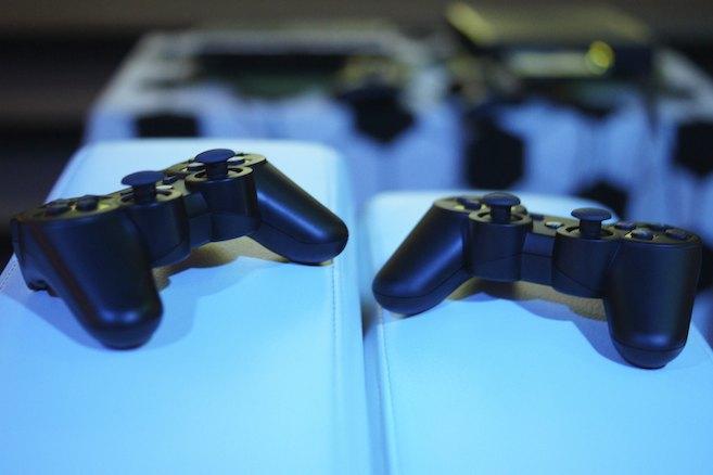 eSport Soccer Cup 2013 - PS3 Controller