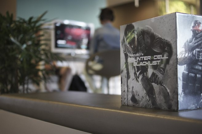 Splinter Cell Blacklist Preview Event - Deko