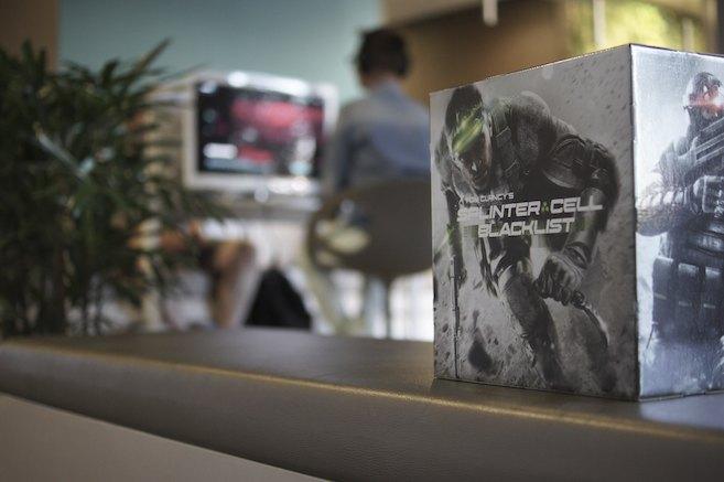 Splinter Cell Blacklist Preview Event - Deko