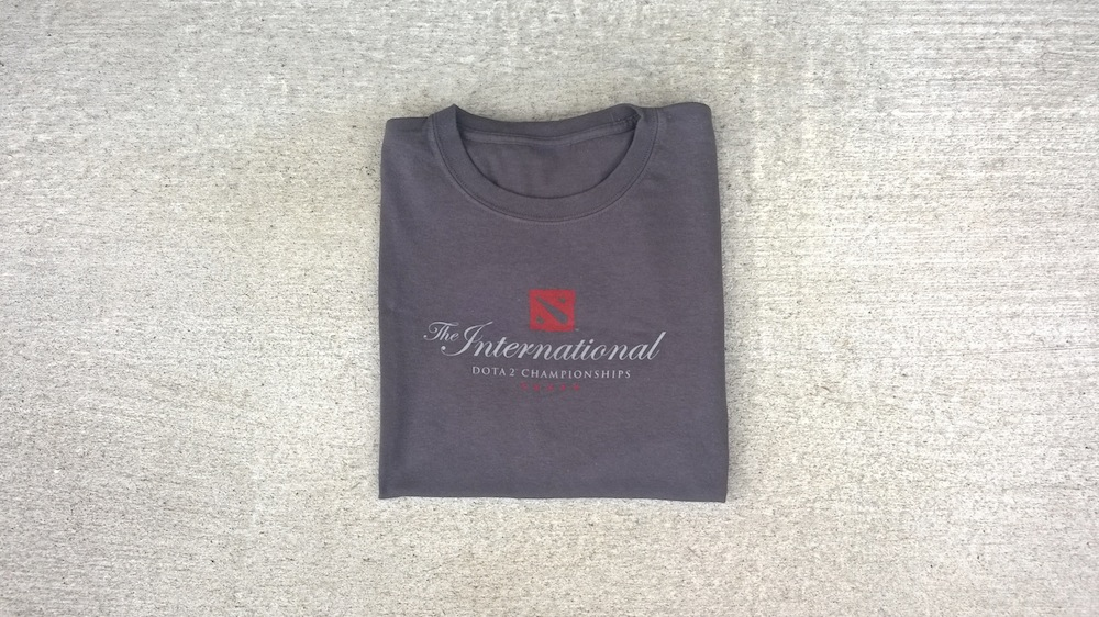 eSport - The International Dota 2 Championships Shirt