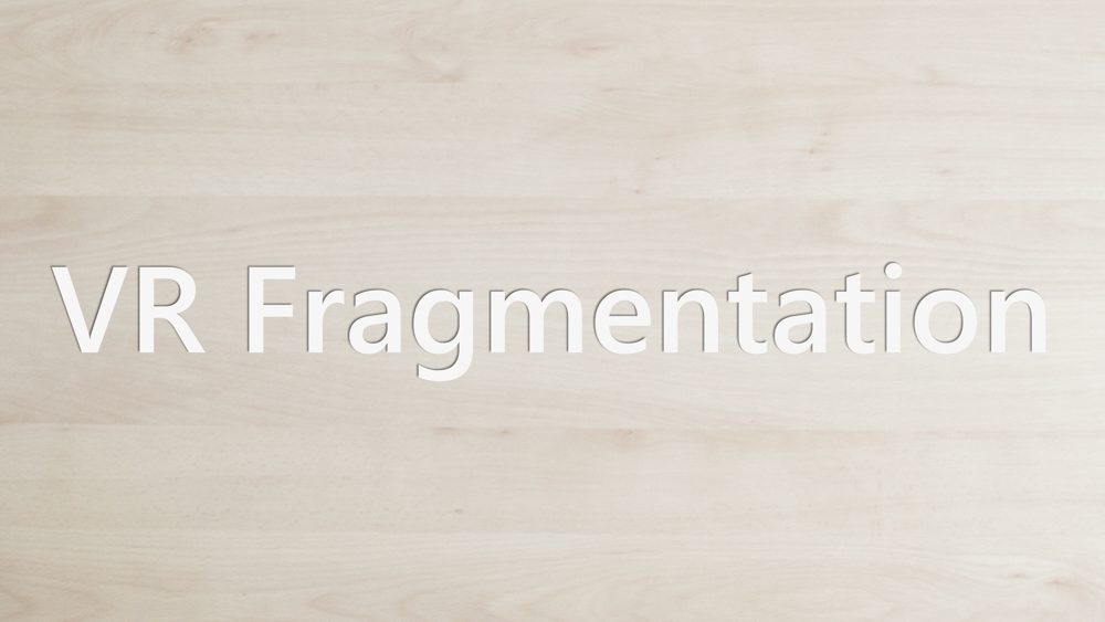 VR Fragmentation - Header