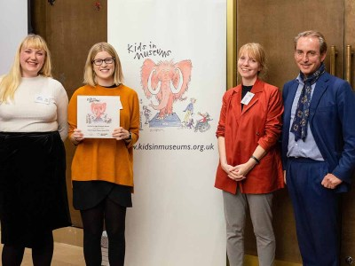 Kids in Museums Family Friendly Awards 2019