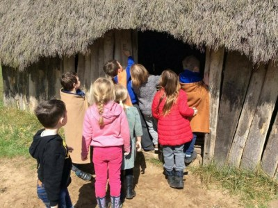West Stow Anglo Saxon Village, Kids, Heritage