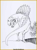 Malvorlagen Dino Jurassic World zum Ausmalen von ...