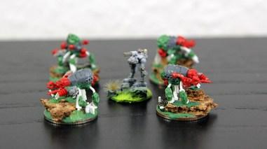 Epic Armageddon Nurgle Plaguebots