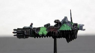 Battlefleet Gothic, Epic Armageddon, Nurgla Plagueship
