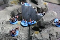 Epic Armageddon Dark Eldar Warriors