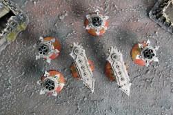 Epic Armageddon Iron Hawk Squats