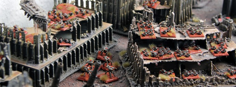 Chaos Squat army infanty