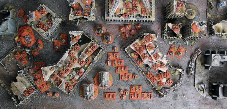 Epic Armageddon Chaos Squat army Gemana