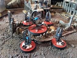 Epic Necron Sentry Pylons