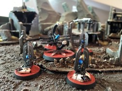 Epic Necron Sentry Pylons4