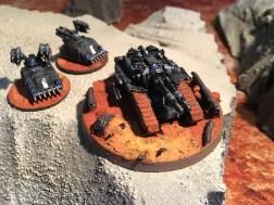 Epic Armegeddon Horus Heresy Iron Hands Falchion3807