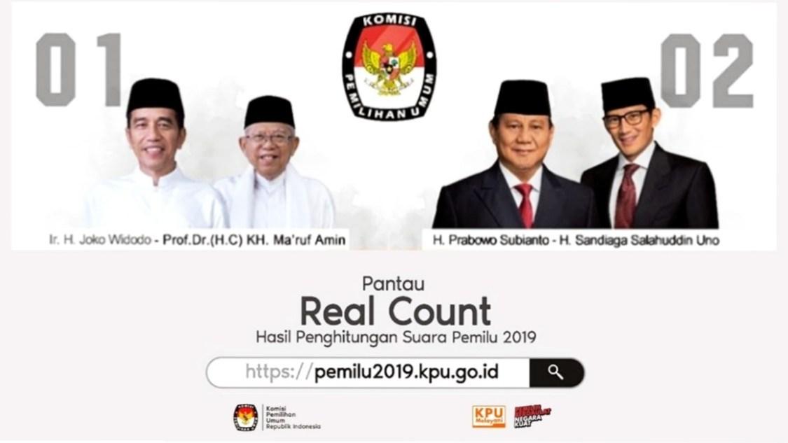Prabowo Unggul di Tiga Kecamatan Parimo