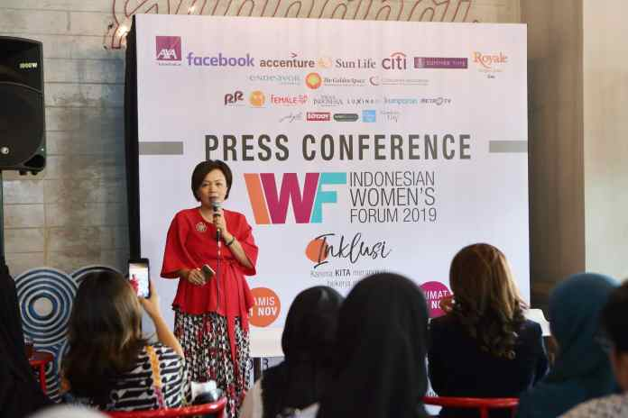 Indonesian Women's Forum 2019 Angkat Tema 'Inklusi'