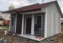 Target Pembangunan 500 Unit Huntap Tahan Gempa Sigi Sulawesi Tengah