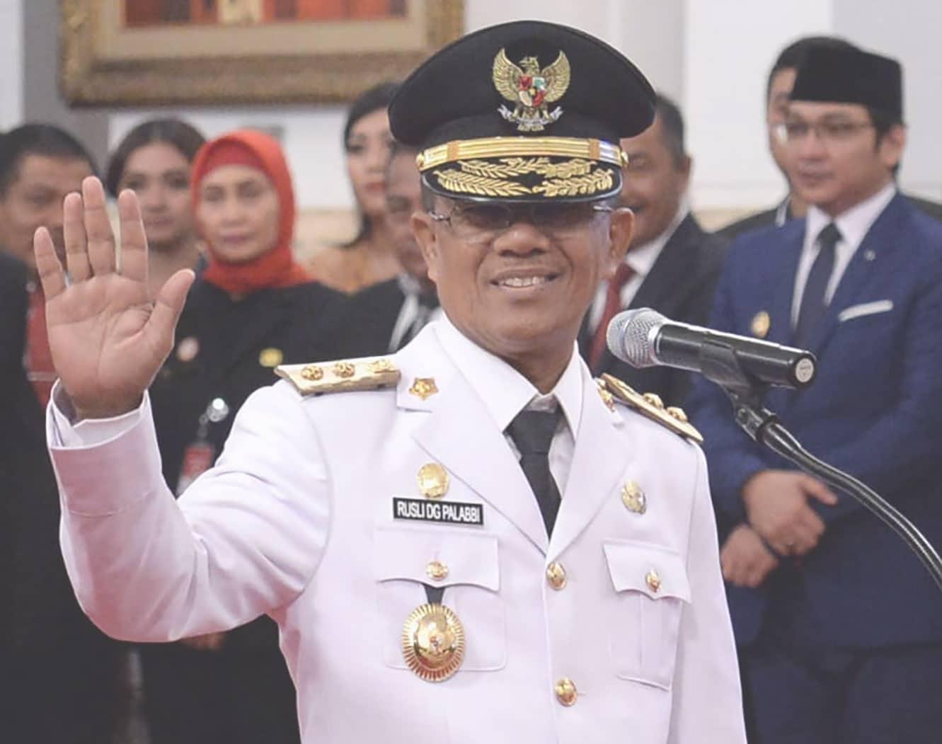 Wagub Sulawesi Tengah Klaim Mandat PAN