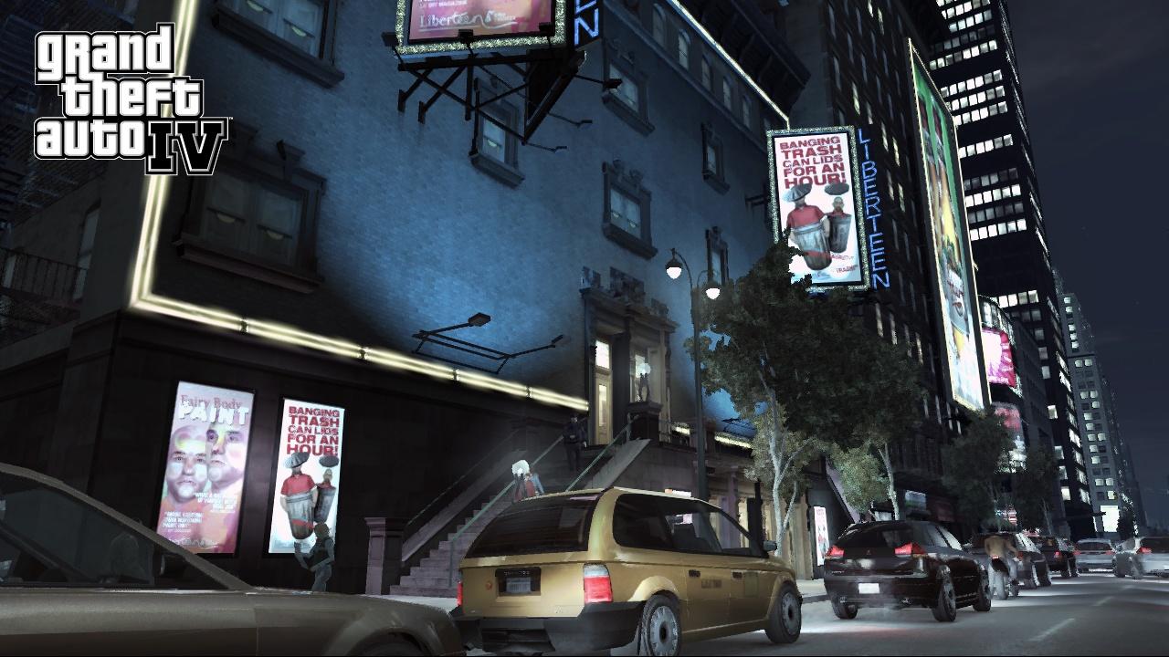 Grand Theft Auto IV DLC Interview Hitting GT.TV This Friday - Gematsu