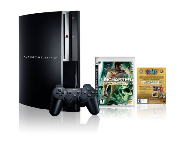 PlayStation 3 160GB Bundle