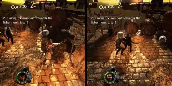 Latest Cursed Crusade Trailer Does Co Op Gematsu