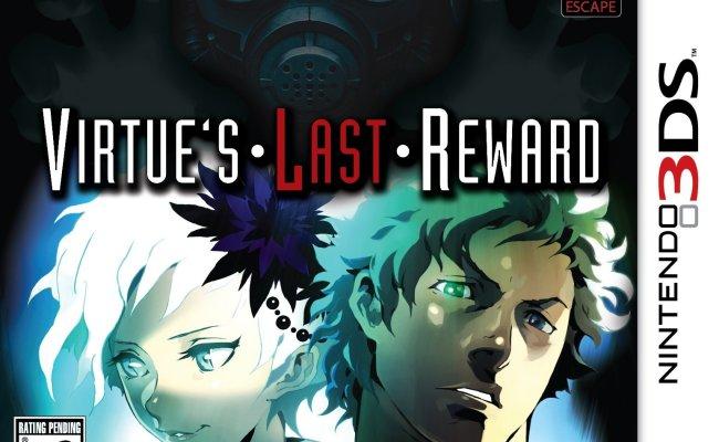 Zero Escape Virtue S Last Reward Box Art Gematsu