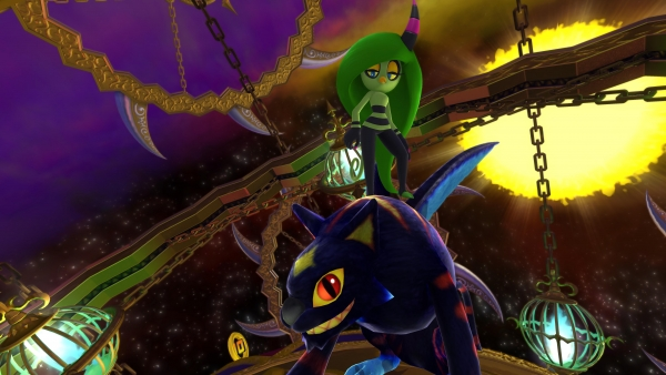 Sonic Lost World Deadly Six Edition Screenshots Gematsu