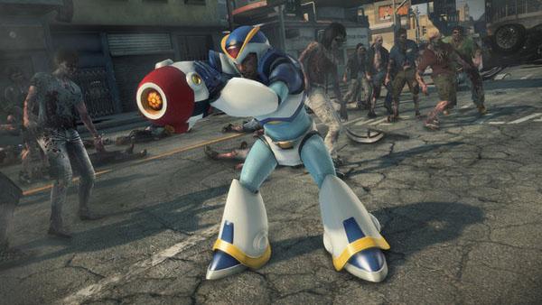 Dead Rising 3 Has An Unlockable Mega Man X Costume Gematsu