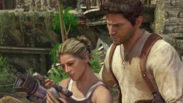 Image result for nathan drake uncharted 1