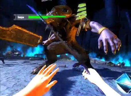 Sword Art Online The Beginning First Battle Footage Gematsu
