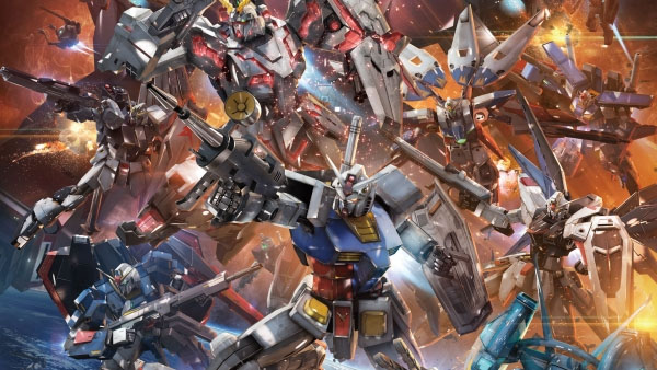 Image result for •Mobile Suit V  Collection 1-2