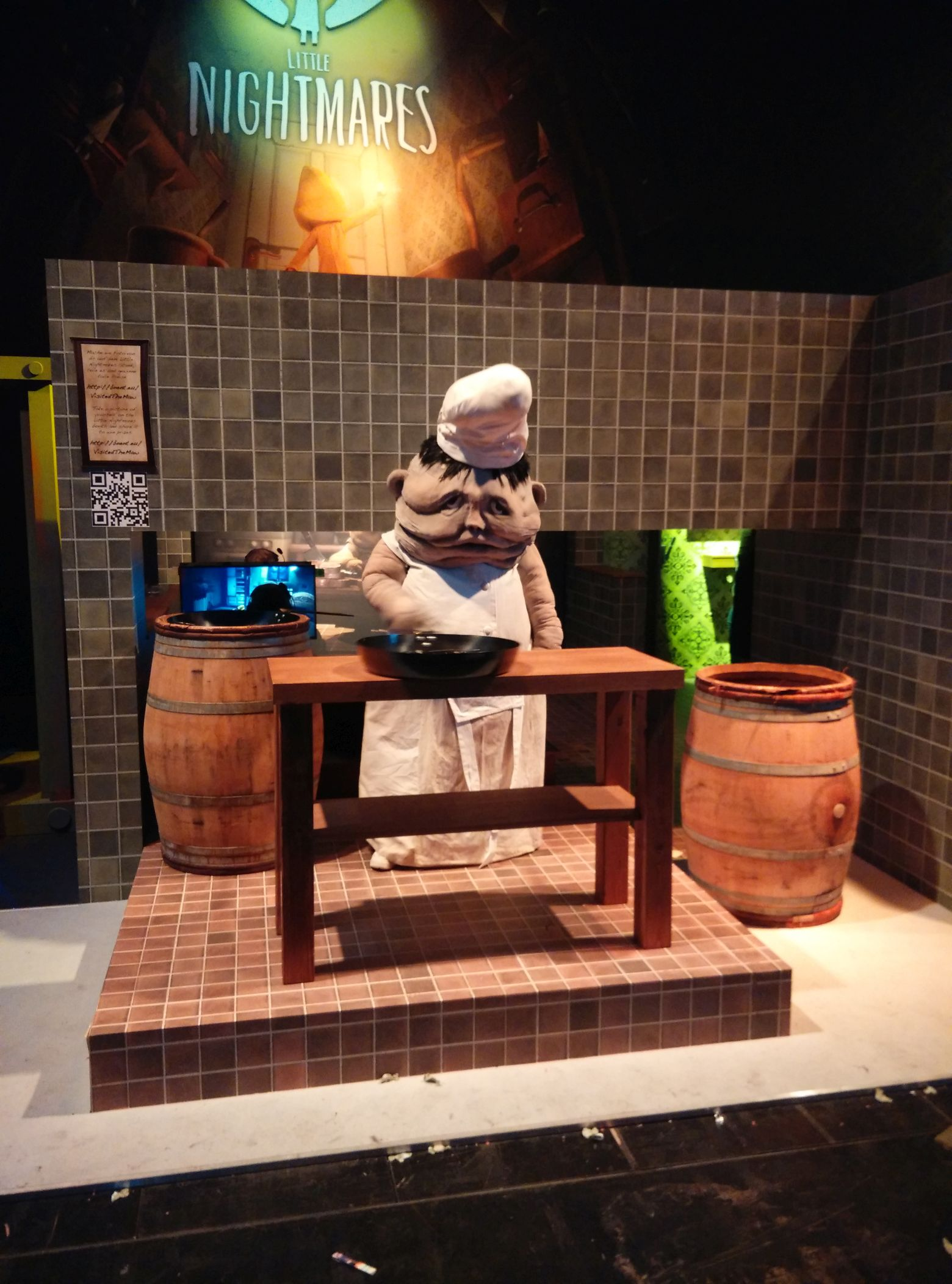 Little Nightmares Chef Game