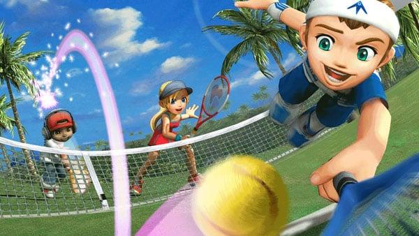 Hot Shots Tennis