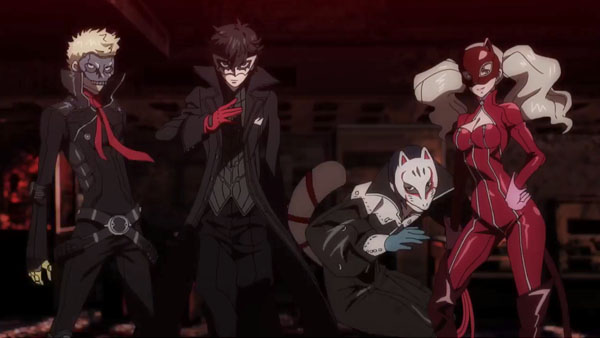 Persona 5 Wallpaper Morgana Cute Crunchyroll To Simulcast Persona 5 The Animation The Day