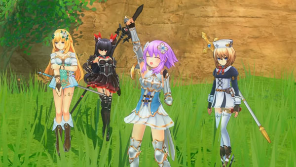 Dimension Neptunia Heart