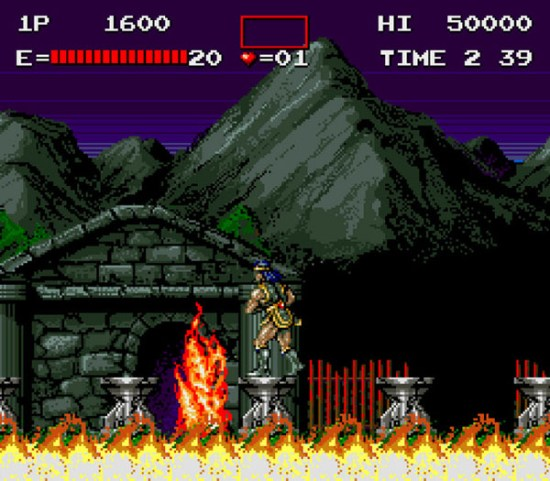 Haunted Castle MAME Games P12
