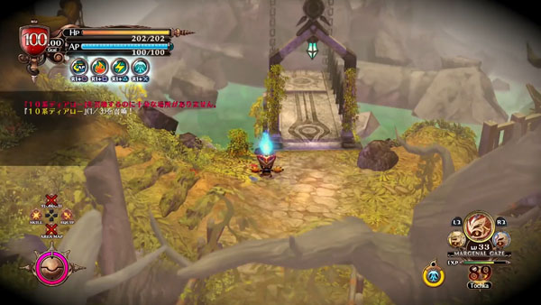 18 More Minutes Of The Witch And The Hundred Knight 2 Gameplay Gematsu