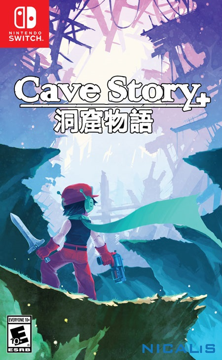 Zelda Botw Wallpaper Iphone X Cave Story Coming To Switch In June Gematsu
