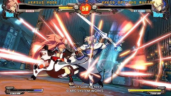 Guilty Gear Xrd: Rev 2
