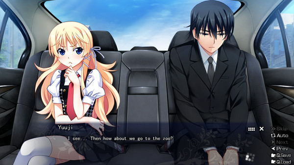 The Fruit of Grisaia -Side Episode- Leisure, Afterglow, and Melody