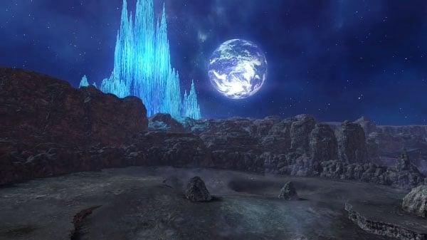 Dissidia Final Fantasy Arcade Adds Lunar Subterrane Stage From Final Fantasy IV On July 12