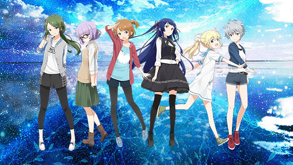 Persona 5 Girls Wallpaper Forwardworks And Sakura Wars Creator S Sora To Umi No Aida