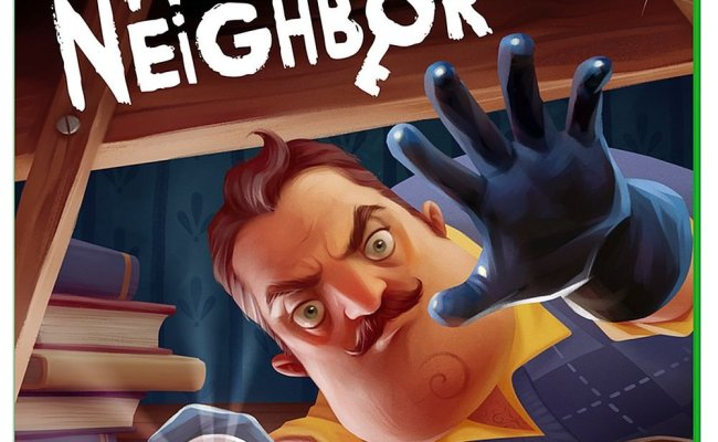 Hello Neighbor Xbox One Physical Release To Be Published