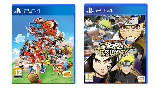 One Piece Unlimited World Red Deluxe Edition And Naruto
