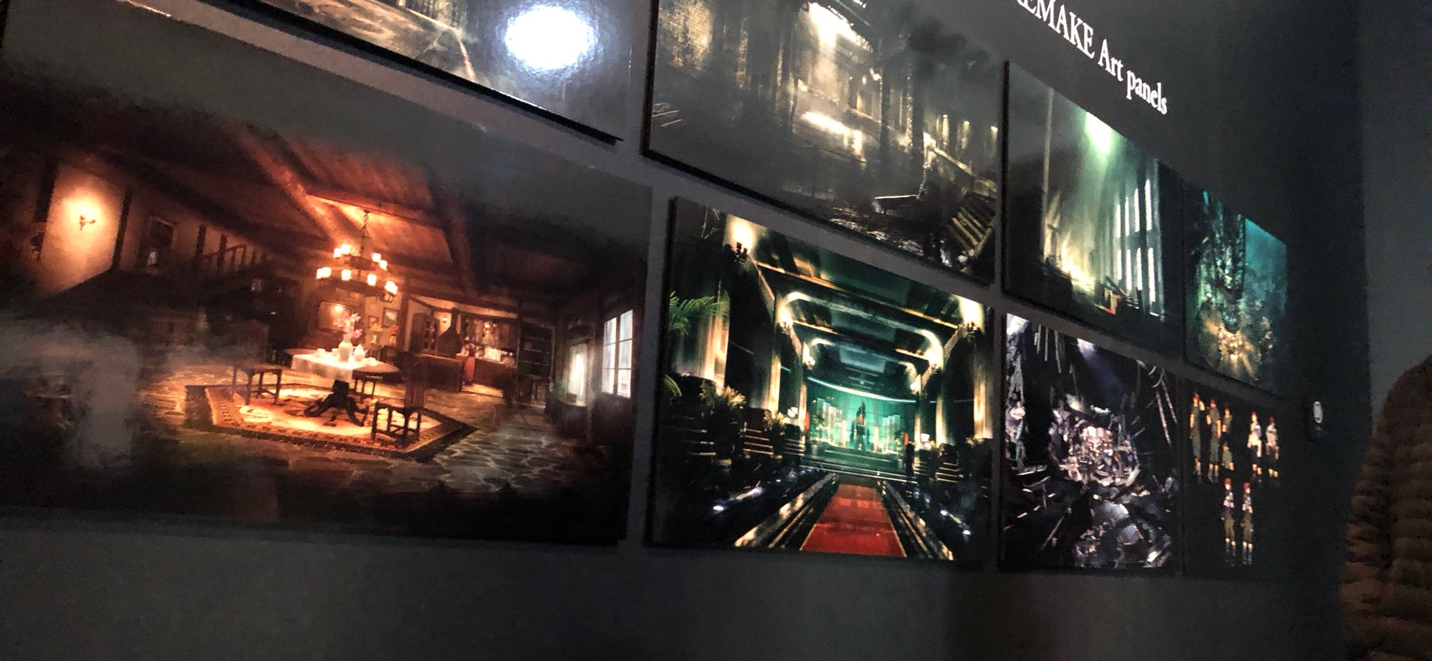 Final Fantasy VII Remake Concept Art Debuts At Final