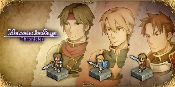 Image result for mercenaries saga chronicles