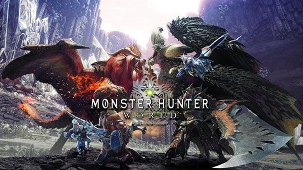 Monster Hunter World Shipments And Digital Sales Top Five